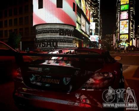 iCEnhancer 2.1 Final para GTA 4 adelante de pantalla
