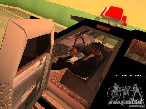 Swat III Securica para la visión correcta GTA San Andreas