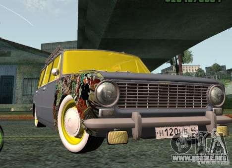 VAZ 2102 para GTA San Andreas left