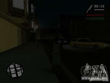 Sueño para GTA San Andreas sexta pantalla