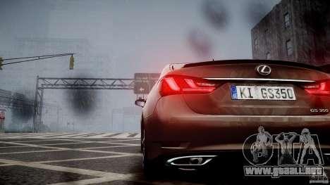 Realistic ENBSeries By batter para GTA 4 novena de pantalla