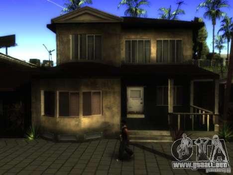 ENB Series Project BRP para GTA San Andreas quinta pantalla