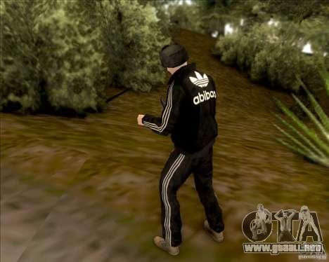 SkinPack for GTA SA para GTA San Andreas sexta pantalla
