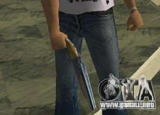 Max Payne 2 Weapons Pack v2 para GTA Vice City sucesivamente de pantalla