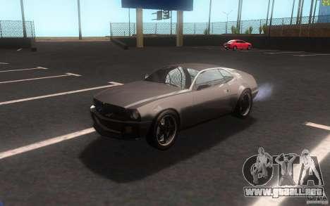 AMC Javelin 2010 para GTA San Andreas