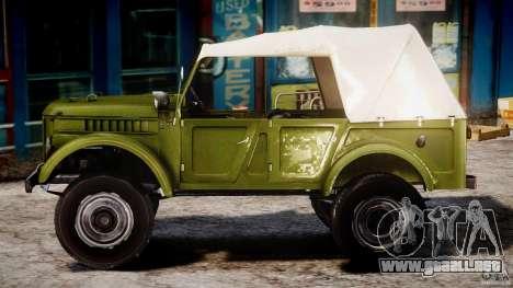Gaz-69A, 1965 para GTA 4 left