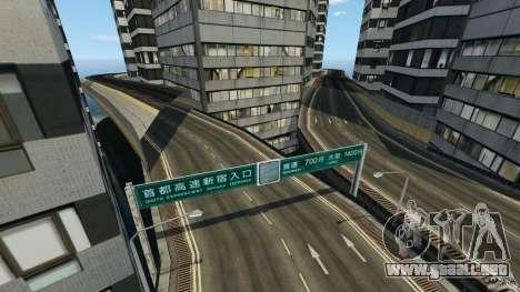 Tokyo Freeway para GTA 4 séptima pantalla