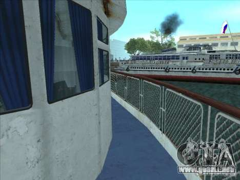 TH 623-River para visión interna GTA San Andreas