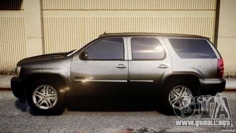 Chevrolet Tahoe 2007 para GTA 4 left