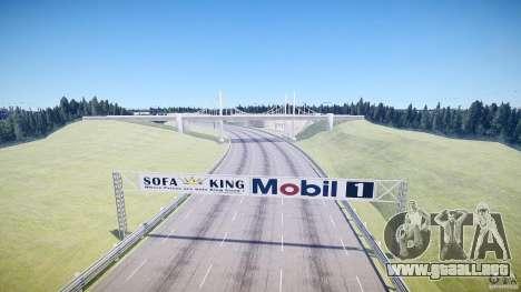 High Speed Ring para GTA 4 tercera pantalla
