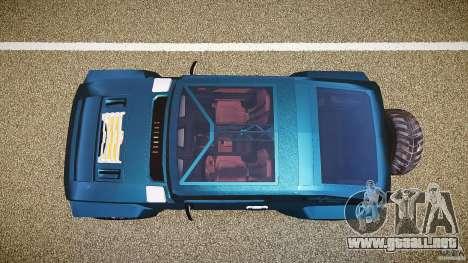 Hummer HX para GTA 4 visión correcta