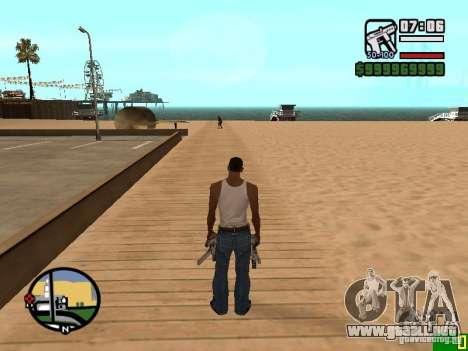 Cambiar el radar de zoom para GTA San Andreas