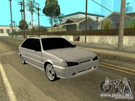 2113TL VAZ para GTA San Andreas