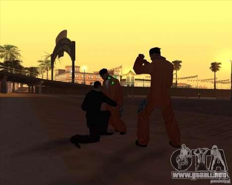 Kick in the balls para GTA San Andreas tercera pantalla