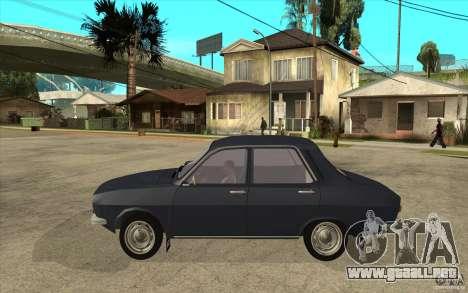 Dacia 1300 v2 para GTA San Andreas left