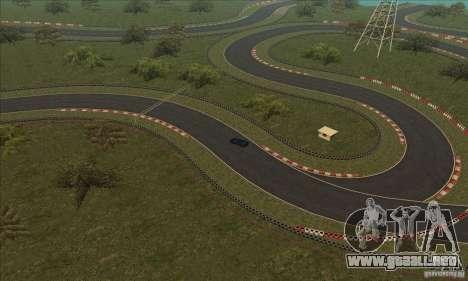 GOKART pista ruta 2 para GTA San Andreas