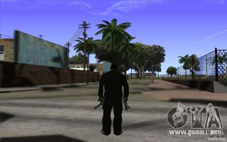 Behind Space Of Realities 2010 v1.0.0 Demo para GTA San Andreas tercera pantalla