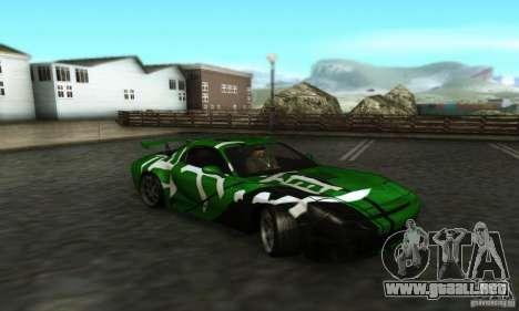 iPrend ENBSeries v1.3 Final para GTA San Andreas sucesivamente de pantalla