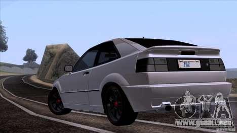 Volkswagen Corrado VR6 para la visión correcta GTA San Andreas