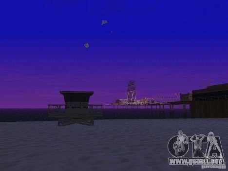 Nuevo Timecyc para GTA San Andreas segunda pantalla