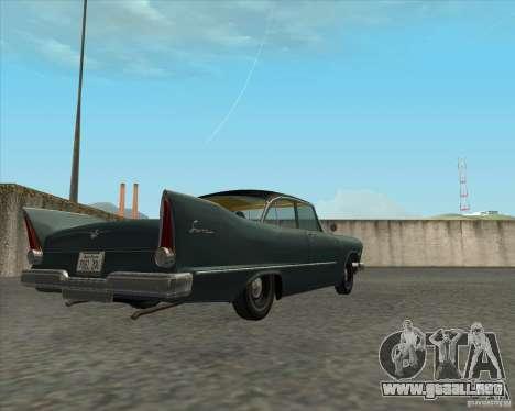 Plymouth Savoy 1957 para la visión correcta GTA San Andreas
