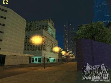 GTA SA IV Los Santos Re-Textured Ciy para GTA San Andreas undécima de pantalla