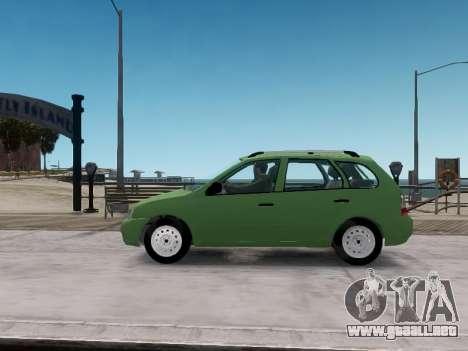 1117 LADA station wagon Viburnum para GTA 4 left