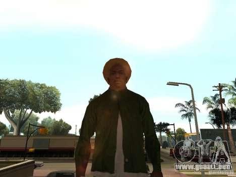 Act Dead para GTA San Andreas segunda pantalla