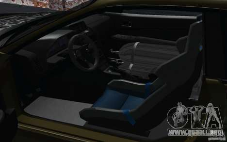 Nissan Skyline GT-R para la visión correcta GTA San Andreas