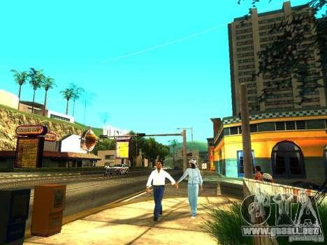 EnbSeries by gta19991999 v2 para GTA San Andreas segunda pantalla