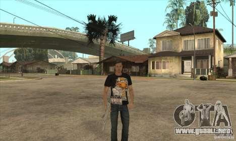 reemplazo de la piel 3 Cj para GTA San Andreas sucesivamente de pantalla