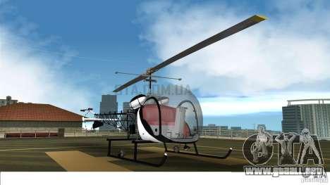 Bell 47 para GTA Vice City