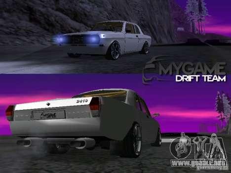 GAZ 24 para GTA San Andreas