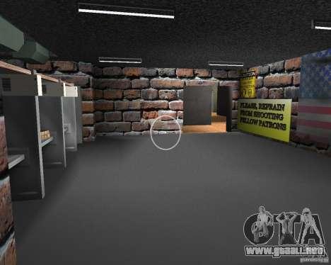 New Downtown: Ammu Nation para GTA Vice City sucesivamente de pantalla