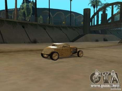 GFX Mod para GTA San Andreas séptima pantalla