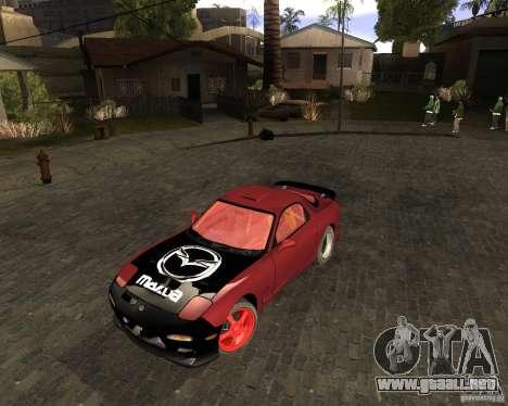 Mazda RX-7 Drifter para GTA San Andreas