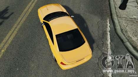 Saleen S281 2000 para GTA 4 visión correcta