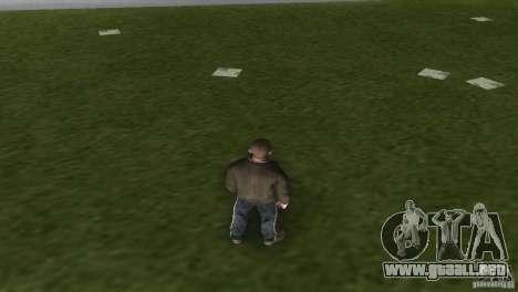 Niko Bellic para GTA Vice City segunda pantalla