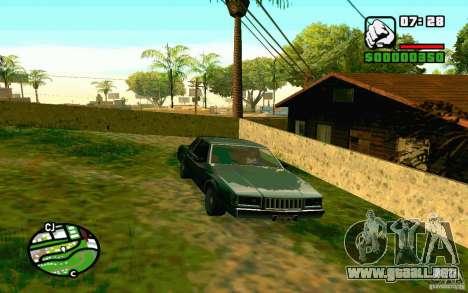 ENBSeries por Blaid para GTA San Andreas