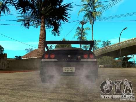 Nissan Skyline R33 Tokyo Drift para GTA San Andreas