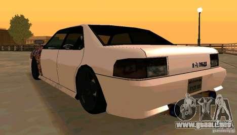 New Sultan v1.5 para la visión correcta GTA San Andreas