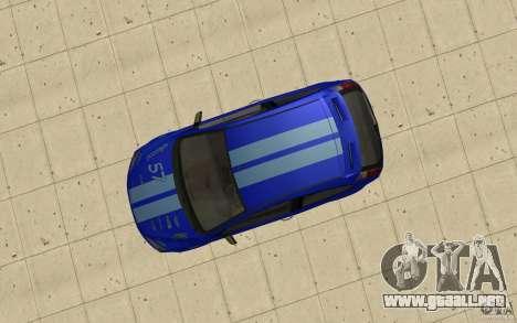 Ford Focus-Grip para la visión correcta GTA San Andreas