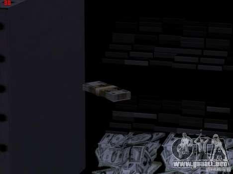 Robo de banco para GTA San Andreas