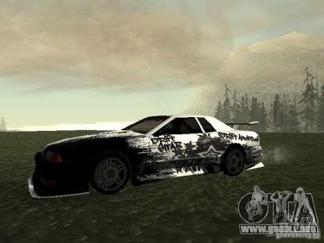 Drift Star para GTA San Andreas
