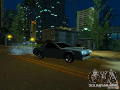 New Buffalo para la visión correcta GTA San Andreas