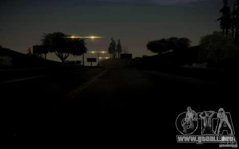 SA Illusion-S V1.0 Single Edition para GTA San Andreas octavo de pantalla