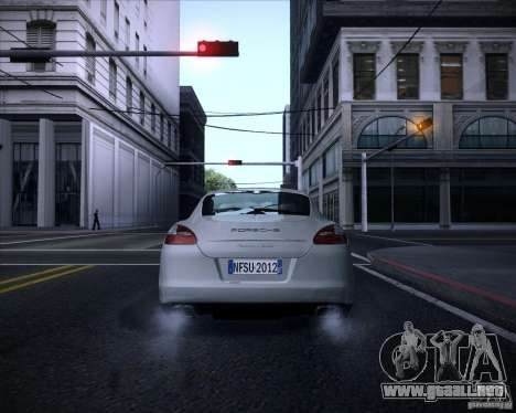 ENBseries by slavheg v2 para GTA San Andreas quinta pantalla