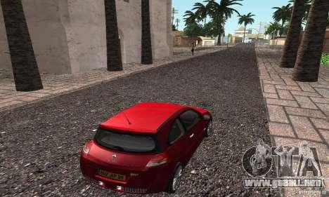 New Groove para GTA San Andreas segunda pantalla