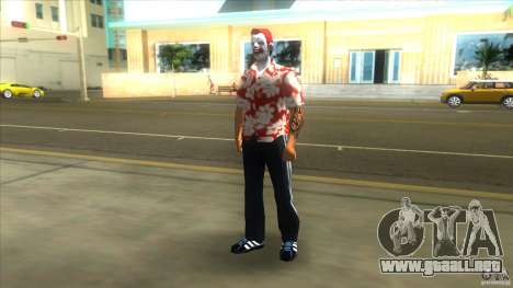 Pak pieles para GTA Vice City sucesivamente de pantalla
