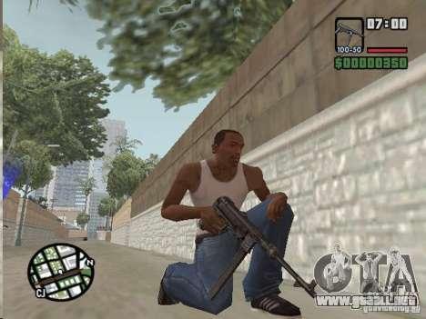 Mafia II Full Weapons Pack para GTA San Andreas tercera pantalla